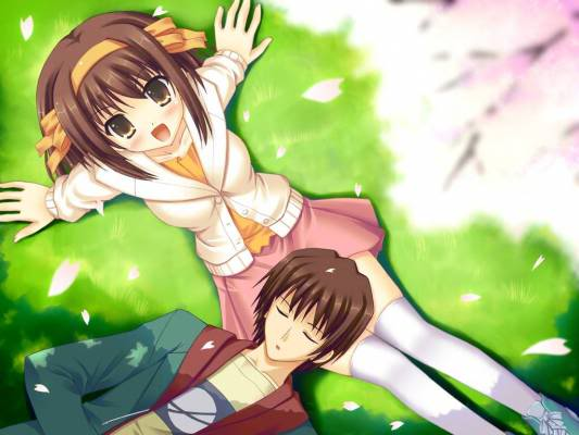 Anime Boy And Girl In Love Wallpaper : Index of /anime